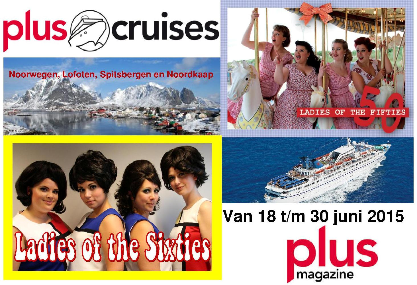 Plus magazine cruise